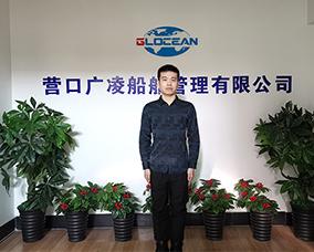 株洲市消防支队退役军人蒋磊